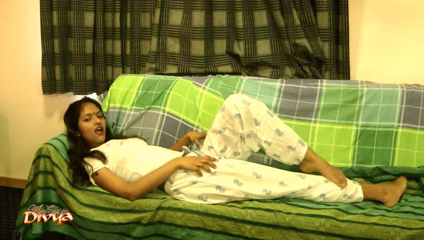 Iab video gallery 02. Indian babe divya in lounge stripping naked on camera